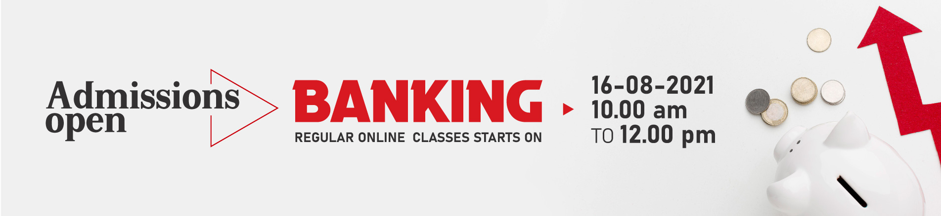 Banking Admission